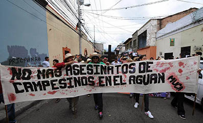 honduras_tegucigalpa_movimiento-unificado-campesino-del-aguan_march