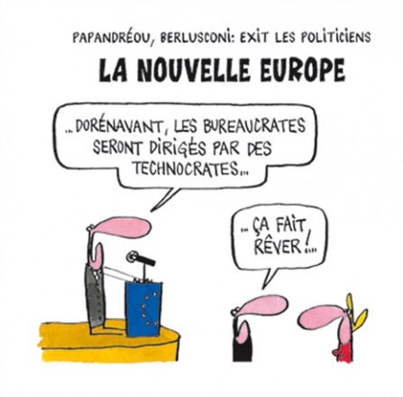 les_technocrates_europeens